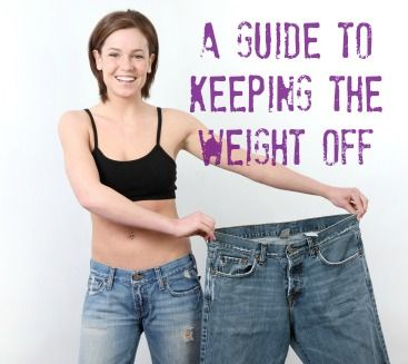How to maintain your #weightloss for life!