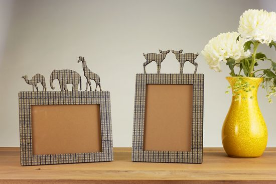 cute baby animal picture frames.