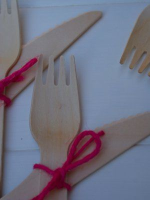 Picnic Party Cutlery