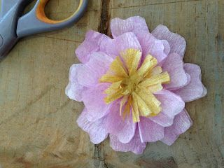 Marion Smith Designs: Handmade Flowers