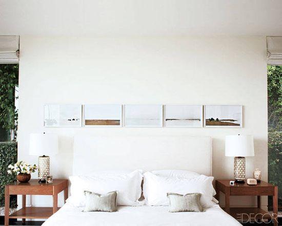Celebrity Bedrooms Designs - Celebrity Bedroom Pictures - ELLE DECOR