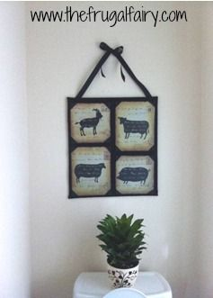 Dollar Store DIY Decorating Idea