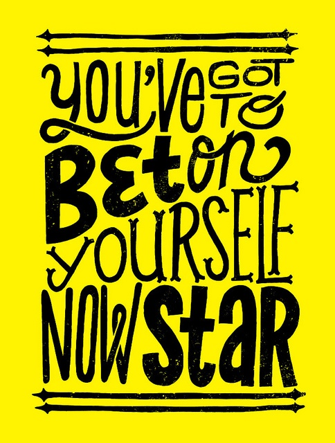 Bet On Yourself by Jay Roeder, via Flickr