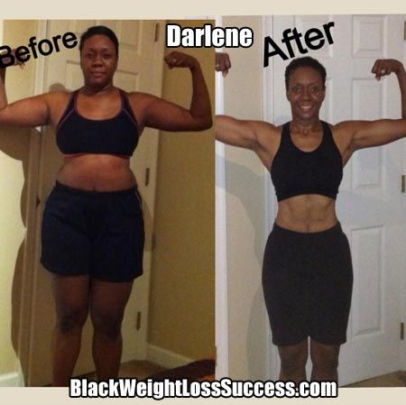 Weight loss success story: Darlene lost 70 pounds with handwork, the help of workout buddies and great trainers.  This proud mom and Air Force wife has shared with us how she lost the weight.