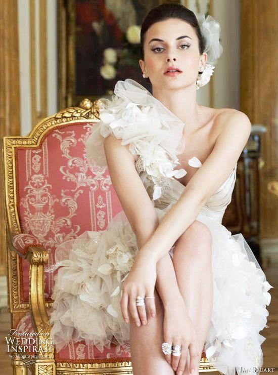 Ian Stuart Wedding Gowns