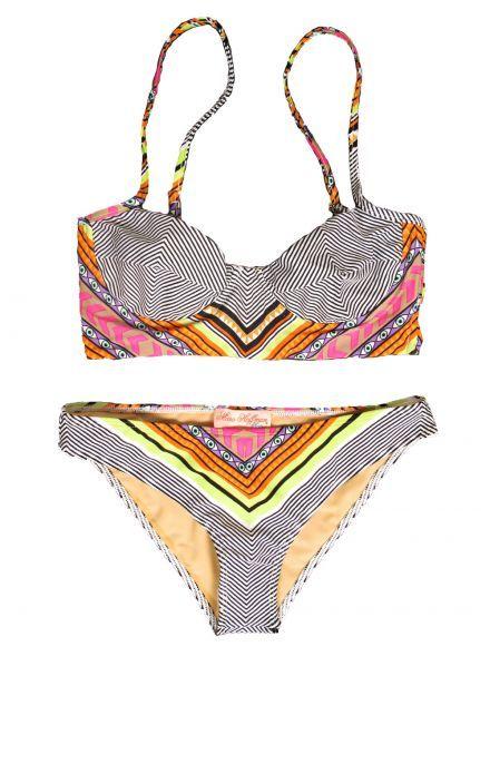 mara hoffman tiki bathing suit