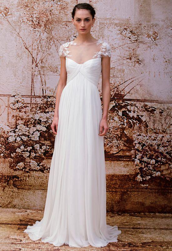 Monique Lhuillier Wedding Dresses Spring 2014/ Antoinette