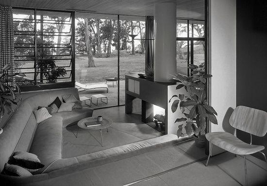 1949 --- Case Study House # 9 Eames, Saarinen, Shulman