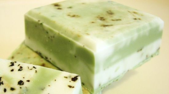 SOAP- Sugar Lime Soap - Handmade Soap - Lime Soap -Vegan Soap- Soap Gift