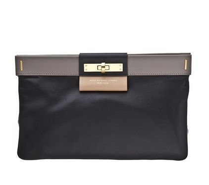 Marc by Marc Jacobs East End Colorblocked Lady Rei Clutch
