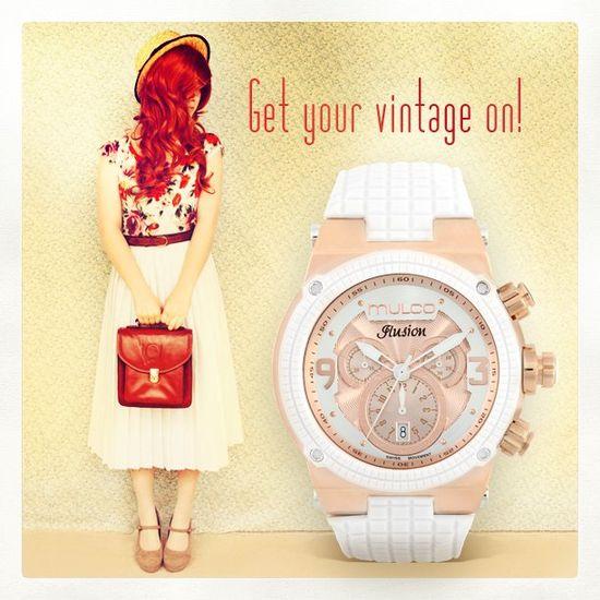 #Mulco #Vintage Style