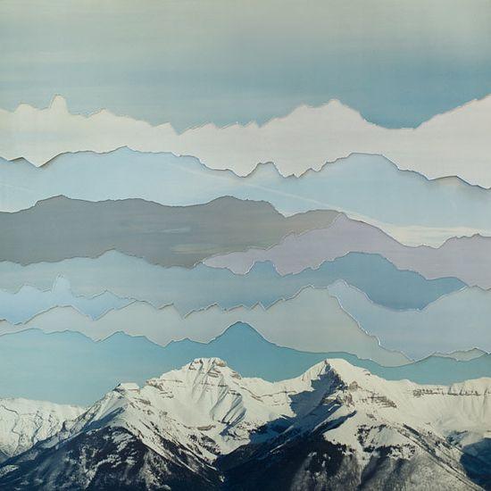 ridges sky 9331
