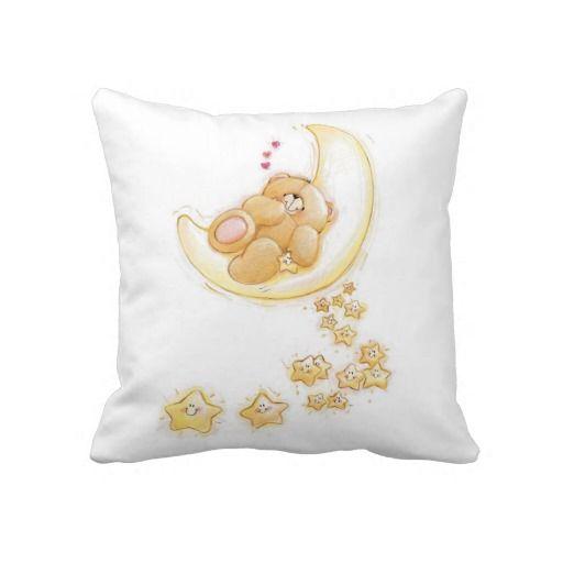 Cute kids bear Pillow
