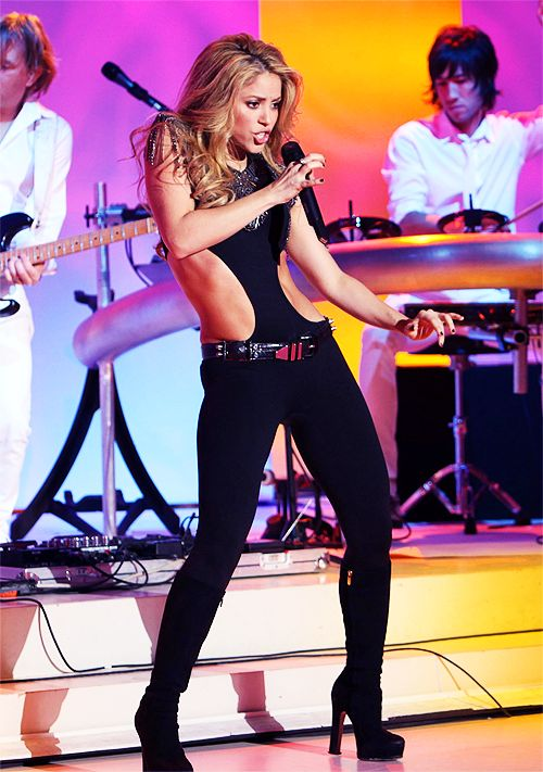 Shakira She Wolf