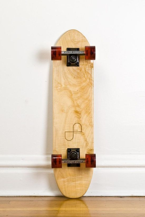 tabla de skate hecha a mano #DIY #handmade #longboard #skate