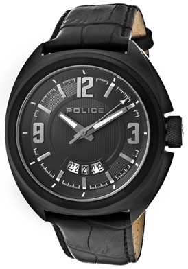 Black Police watch