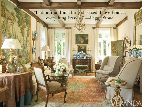 Who doesn't love French-inspired interiors?
