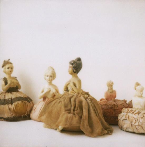 doll party - jen gotch