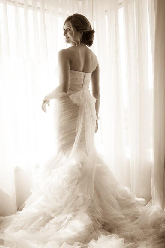 Wedding Dress by verawang.com