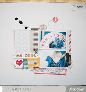 Mr. Cool by marcypenner at Studio Calico..nov'12 kit