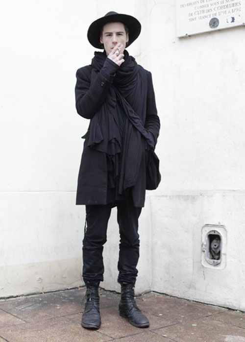mens fashion pants boots