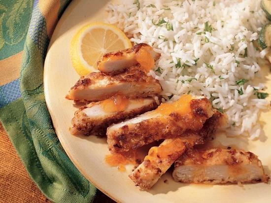 Lemon-Apricot Chicken - From Eat better America.