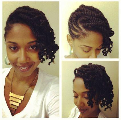 Natasha // BGLH Natural Hair Style Icon