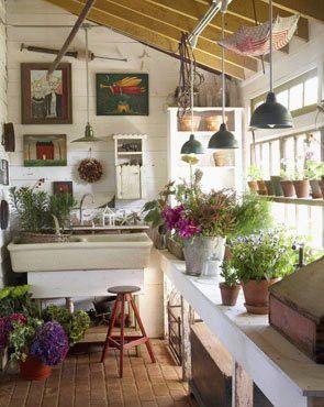 planting room