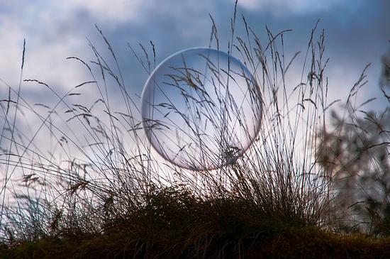 Bubbles bubbles everywhere...