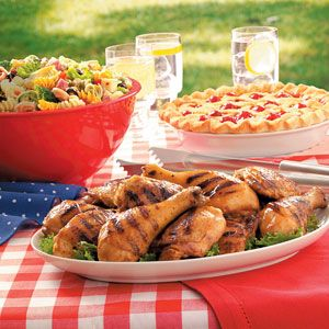 perfect picnic food!