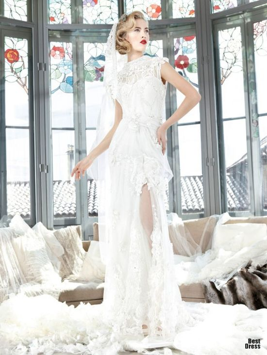YolanCris 2013 - #Couture Dresses