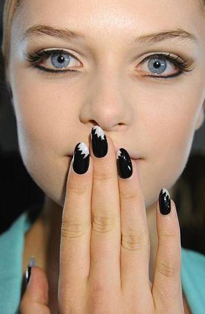 NYFW Nail Art