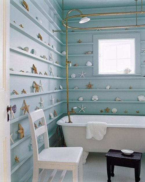 Cool! I don't collect seashells but it's a cool idea!