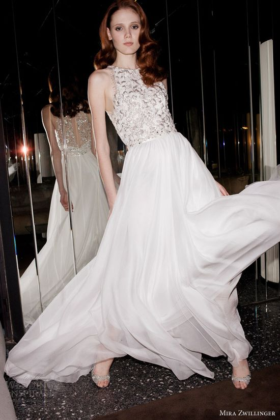 mira zwillinger 2014 bridal alexa wedding dress