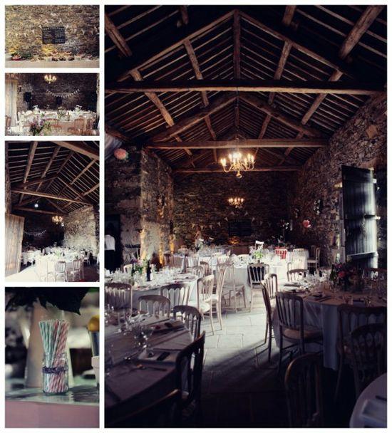 England Barn Wedding