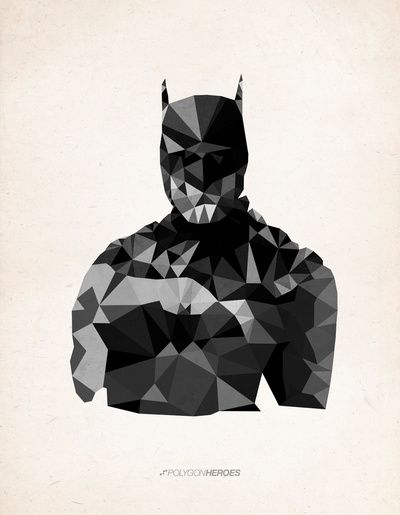 Geometric Batman