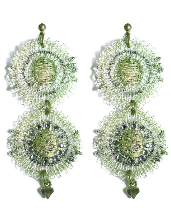 ALANGOO- handmade earrings $74