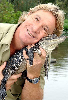 Steve Irwin -