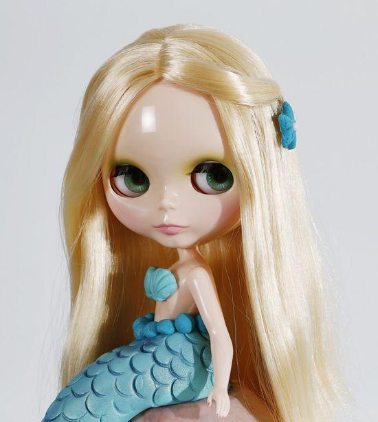 Blythe Mermaid Cake