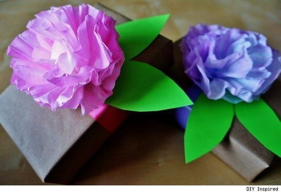 Creative Handmade Gift Wrapping