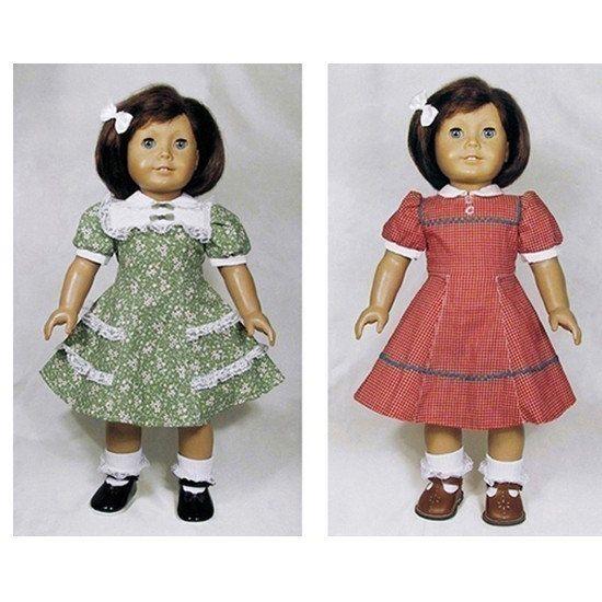 Sewing Pattern for American Girl Doll by AllTimeFashion4dolls