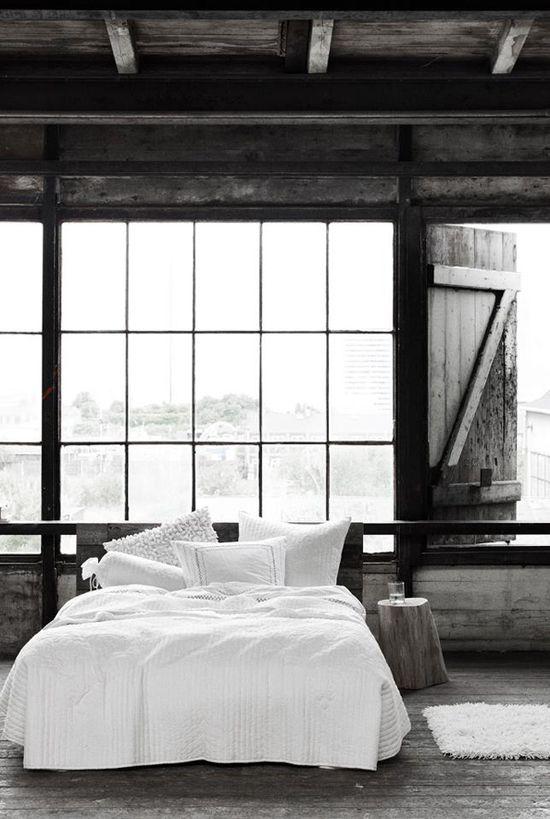 white bedding, always do