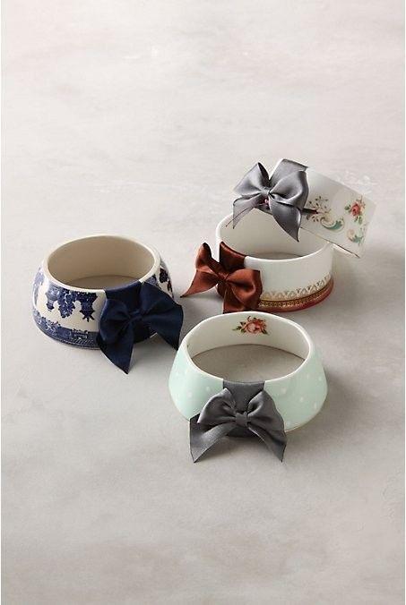 teacup bracelets!