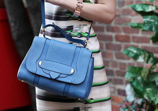 Marc Jacobs bag at Saks Fifth Avenue, shot by Phil Oh