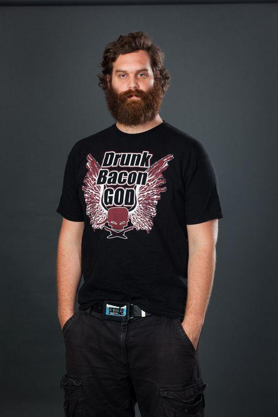 Epic Meal Time: Drunk Bacon God shirt