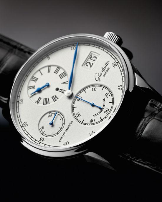 #Glashütte Original Senator Chronometer Regulator #watch #timepiece