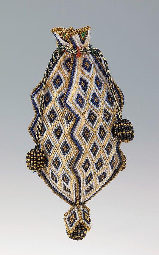 Bag (Reticule) - 1818 -30