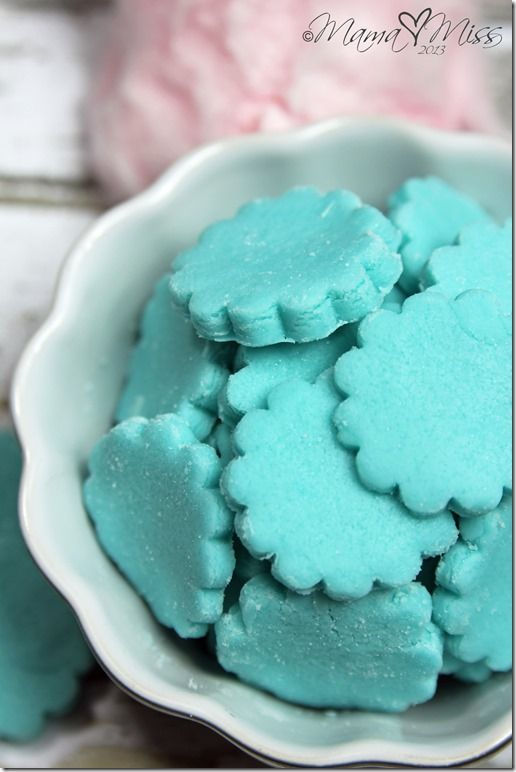 Cotton Candy melt-aways!