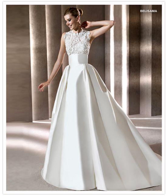Vera Wang Wedding Dress Collection – Spring 2013