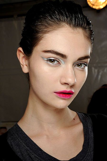 Silver Eye Makeup Tips and Ideas  #beautytips #makeuptips